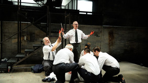 Stoop, and Wash: A Stage's Perspective of Julius Caesar