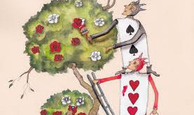 Using Alice's Adventures in Wonderland as a Looking Glass for Henry VI, Part 3