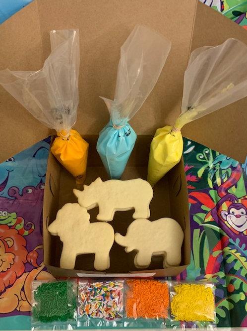 Safari Cookie Decorating Kit