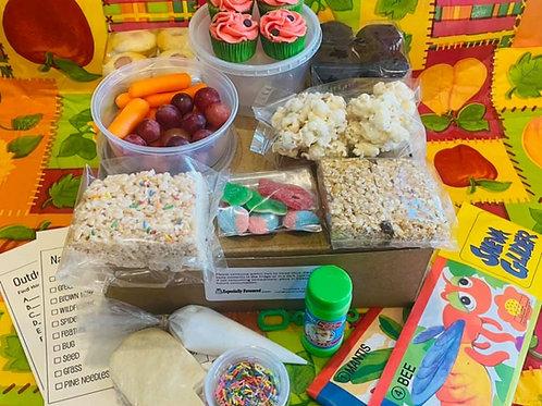 Kids Picnic and Activity Box