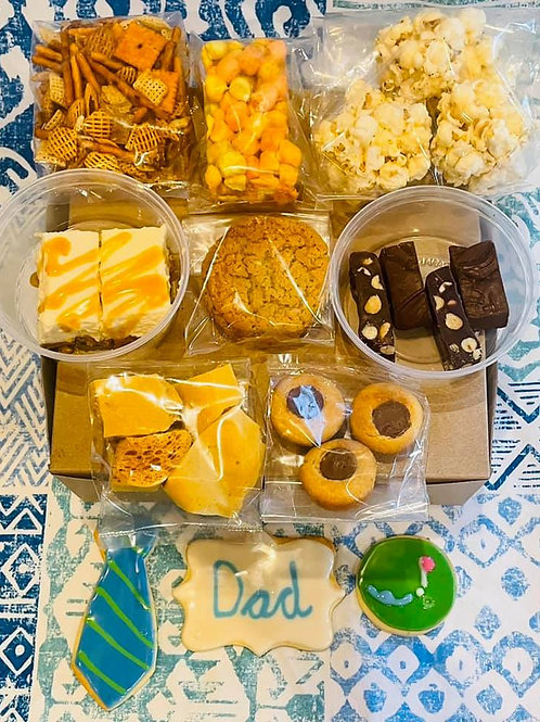 Father's Day Bakery Box