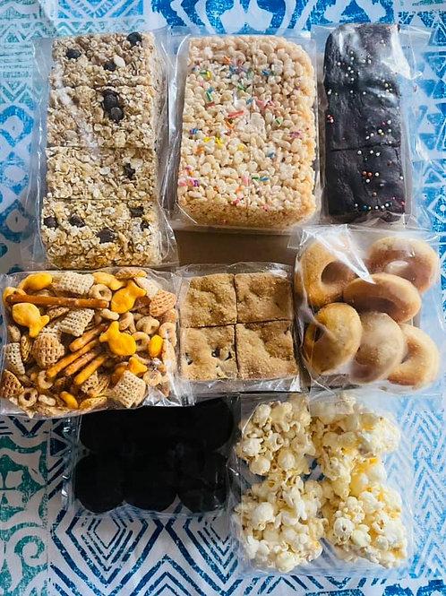 Snack Pack Bakery Box