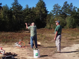 CMBC'S Fall Skeet Shoot
