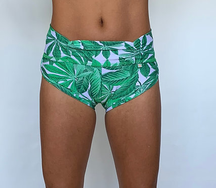 JUNGLE MINI SHORTS