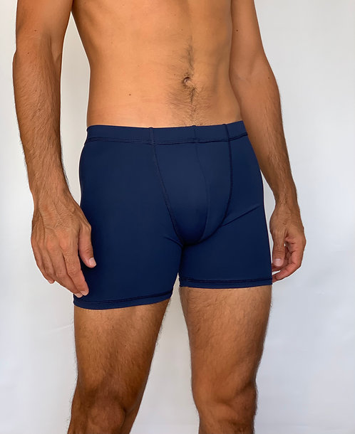 NAVY BLUE MEN SHORTS