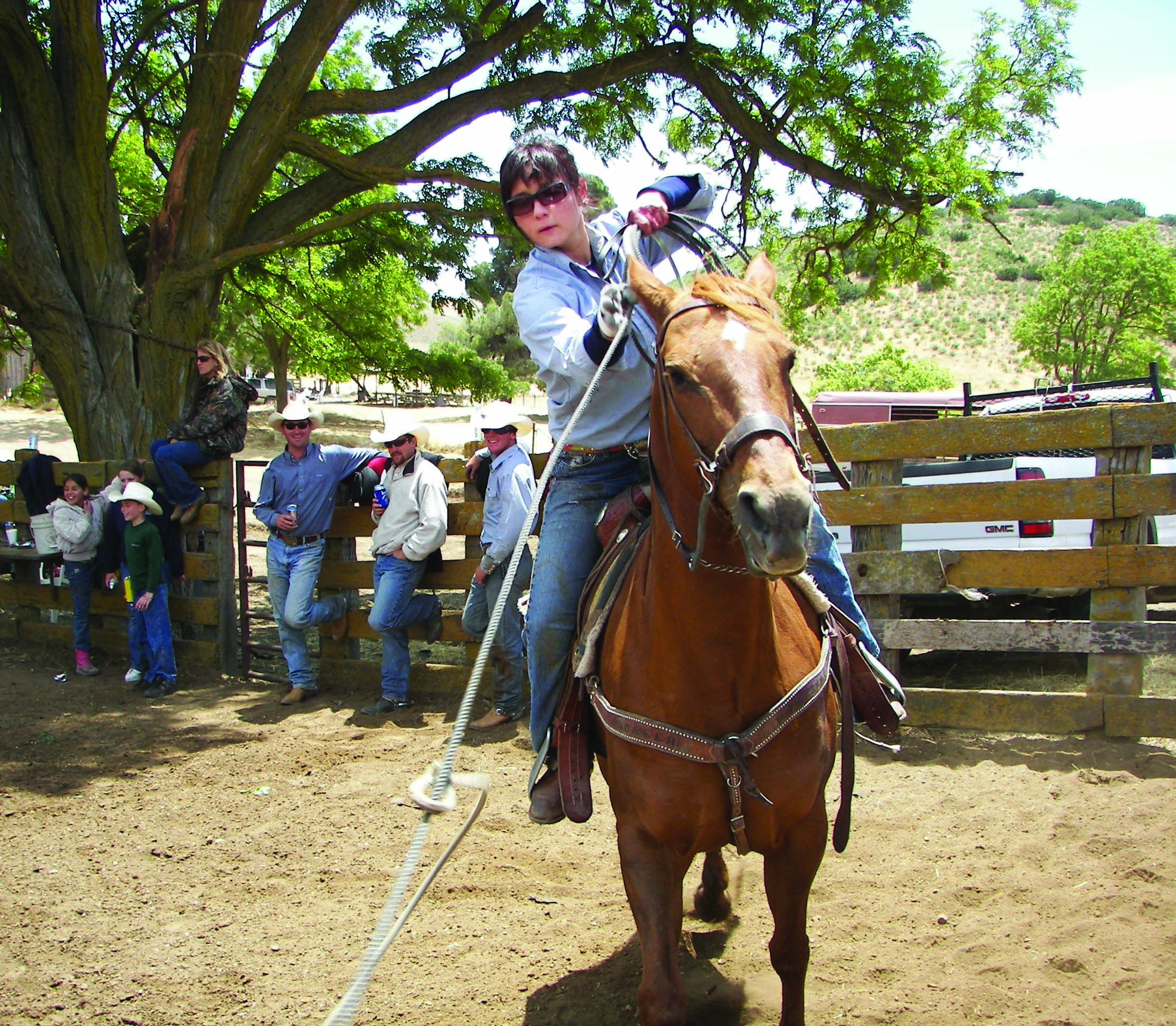 Teale Roping at Marianna's Branding 2006  5-27&28-06 (267)