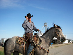Branding On Sale Horses-Hiway Corrals  5-1-06 074