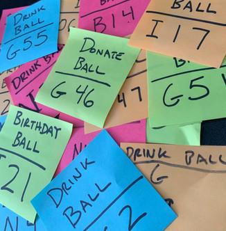 Choose any ball for any custom action