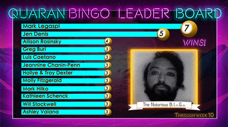 Build a bingo community of winners