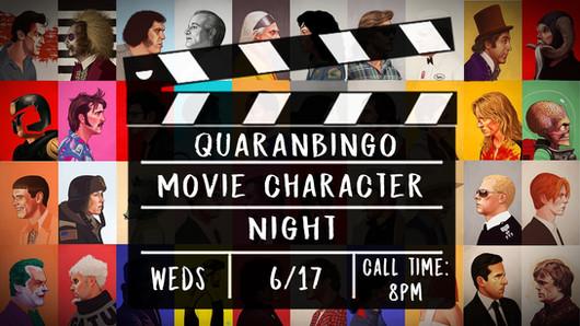 Movie Character Week