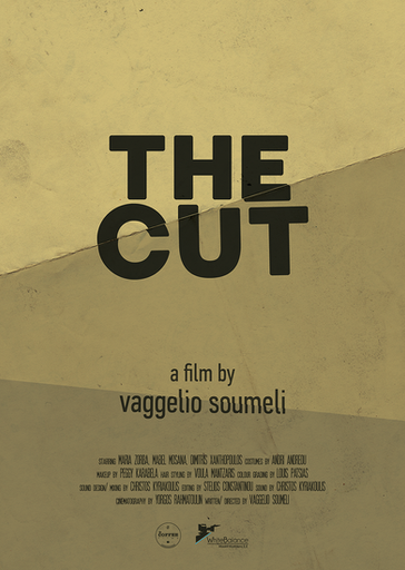 THE CUT-FINAL Poster