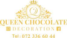 queen logo choclota