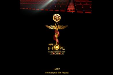 مهرجان الأمل السينمائي الدولي ينطلق في ستوكهولم 10 سبتمبر المقبل