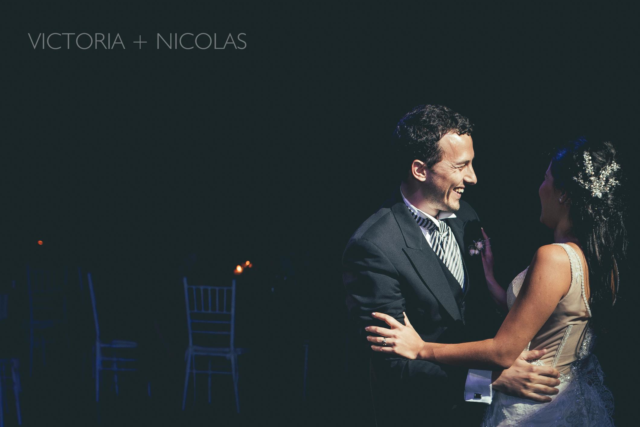 VICTORIA + NICOLAS