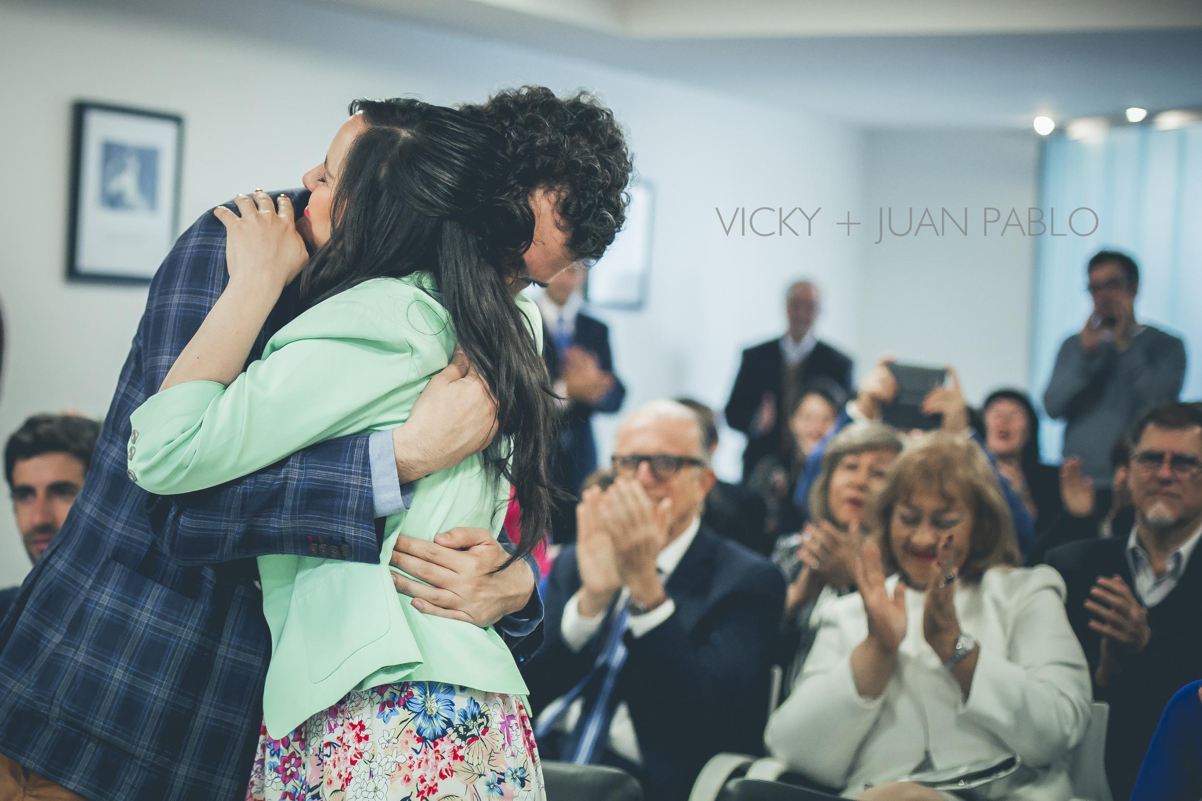 VICKY + JUAN PABLO