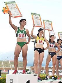 名倉千晃選手