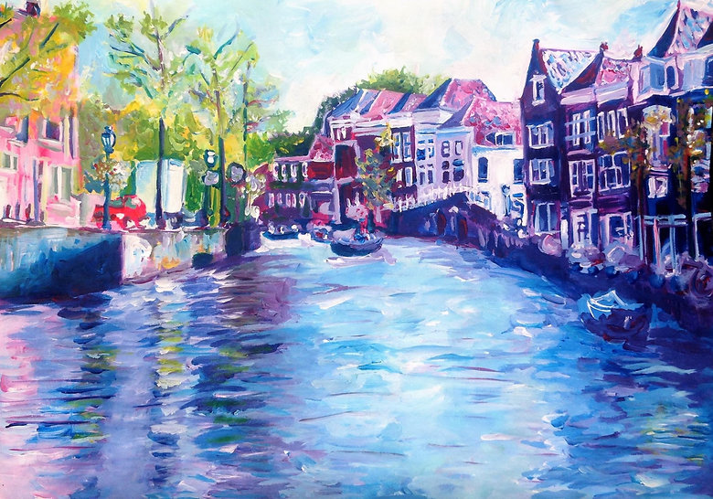 Abbie Neale Painting