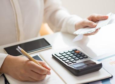Procedimiento para el registro de la diferencia del ISR a cargo (retención) derivado del cálculo del