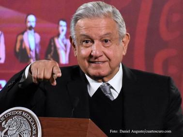 AMLO amplía beneficios Fiscales de Zona Fronteriza Norte y los extiende al Sur de México