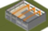 Revit Stålhall - næringsbygg - bilbutikk - salgshall – bilverksted – båtverksted - bandyhall – distribusjo