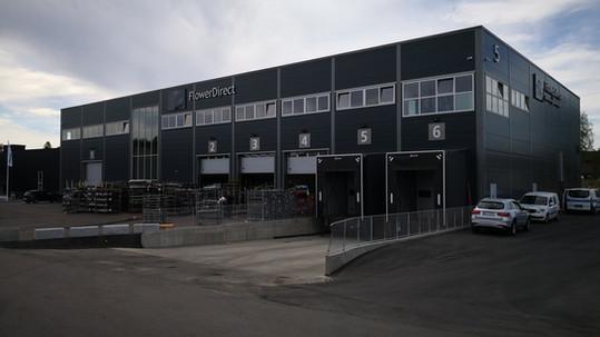 Langhus (Nordre Follo) Superhall® Stålhall