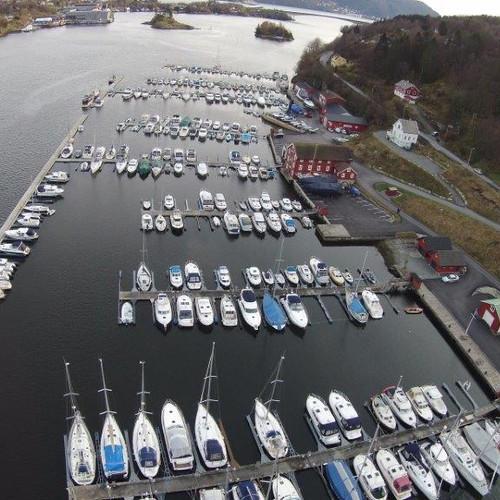 Meland Litlebergen Båtsenter - Superhall® Stålhall