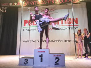 Italian Pole Dance Contest 2017 - Modena