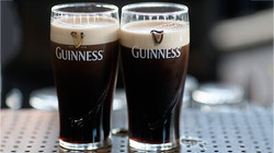 The Guinness is great