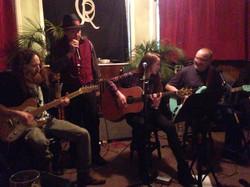 Grainne, Ronnie, Paul and Doc