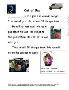 Printables - Story By Story - A - Out of