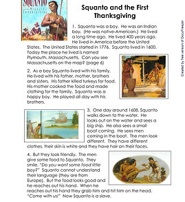 Printables - Holidays - Thanksgiving Int
