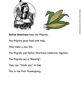 Printables - Holidays - Thanksgiving-Hig