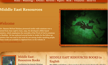 Related Websites - Outreach to Muslims -