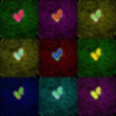 Butterfly Hearts By Dr Matthew Stroud Ma
