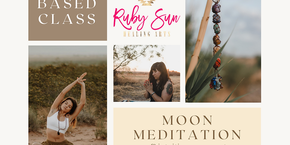Moon Meditation & Intuitive Movement