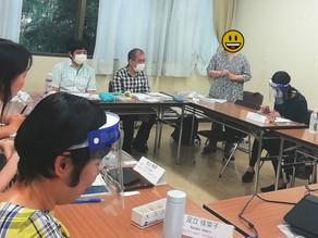 2020, July 18th meeting例会報告