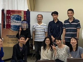 2020, July 4th meeting例会報告