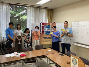 2020,June 20th meeting例会報告