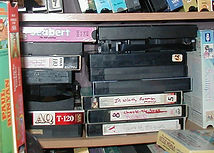 VHS tapes conerted to DVD