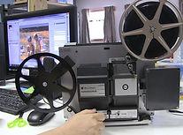 Super-8 Film Conversion