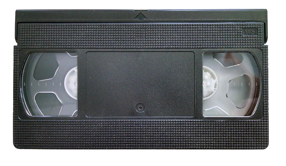 VHS video trasnfer