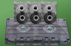 Audio Cassettes to CD or MP3