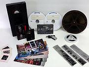 Video, Photo, Film, ad Audio Conversions
