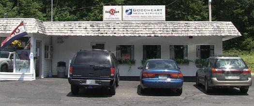 Goodheart Media location in Raymod, NH