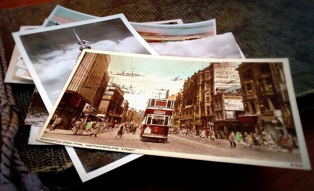 Photo slide show creation