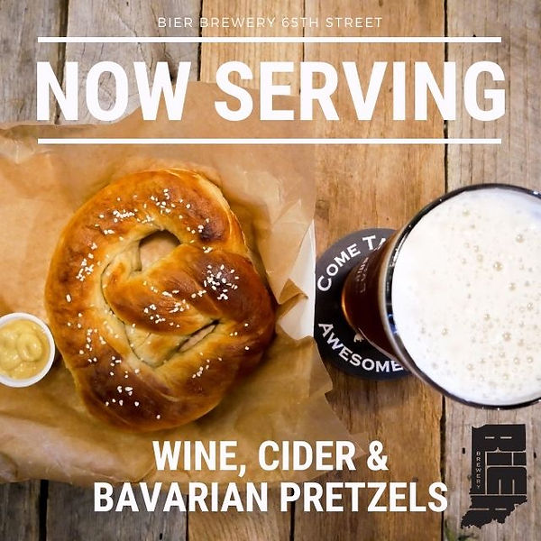 Bier 65th pretzels wine and cider 1.jpg