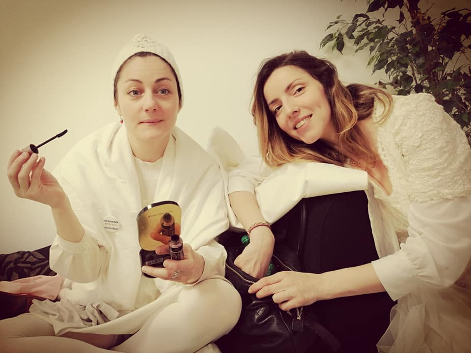 Cate e Giorgia