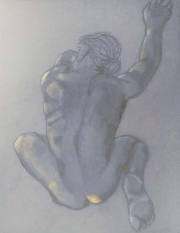 Paul Cadmus Copy - Figure Drawing