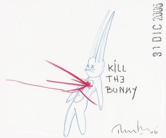 Kill the bunny