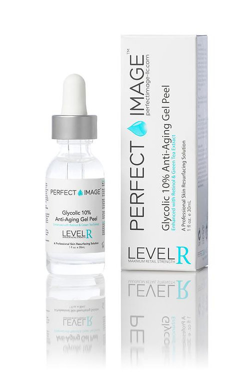 Glycolic 10% Anti-Aging Gel Peel by Perfect Image